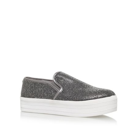 Carvela Lush flat slip on sneakers