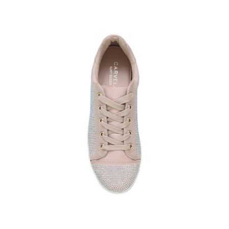 Carvela Leonie flat lace up sneakers