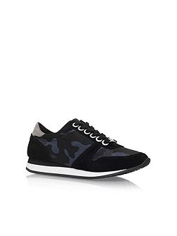 Libby low heel lace up sneakers