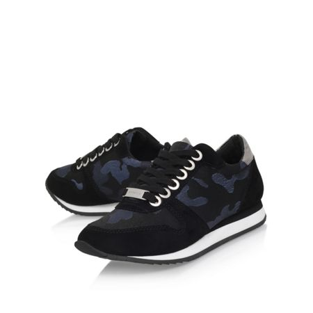 Carvela Libby low heel lace up sneakers