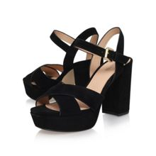 Michael Kors Divia platform high heel sandals