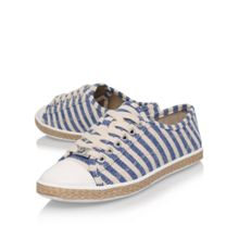 Michael Kors Kirsty flat lace up espadrille sneakers