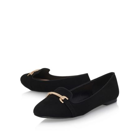 Carvela Mingle flat slip on pumps