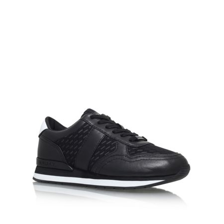 DKNY Jamie sport flat lace up sneakers