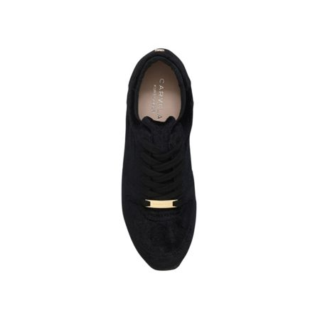 Carvela Languid flat lace up sneakers