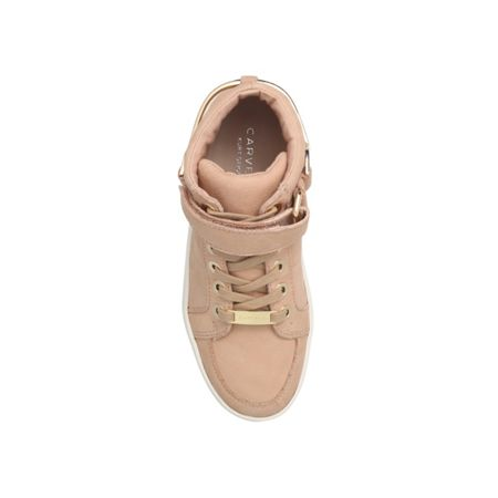 Carvela Linnet flat lace up sneakers