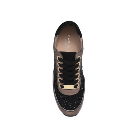 Carvela Lemmy flat lace up sneakers