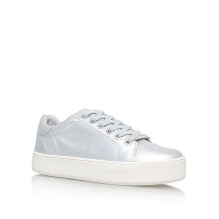 Carvela Loot flat lace up sneakers