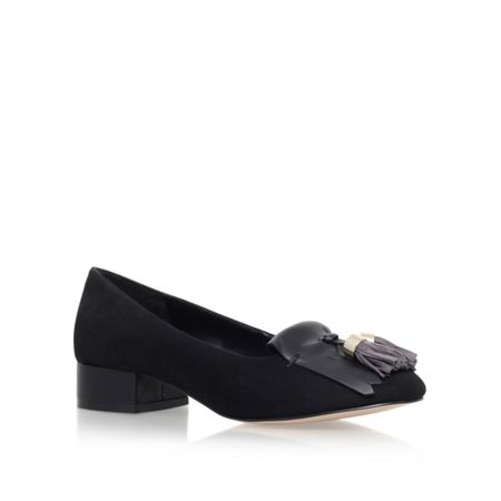 Carvela Anex low heel slip on loafers