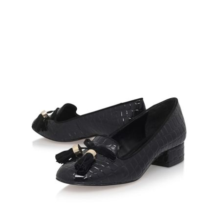 Carvela Language low heel slip on loafers