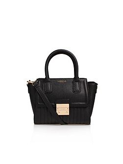 Mel lock mini tote bag