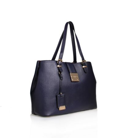 Carvela Mandy lock slouch tote bag