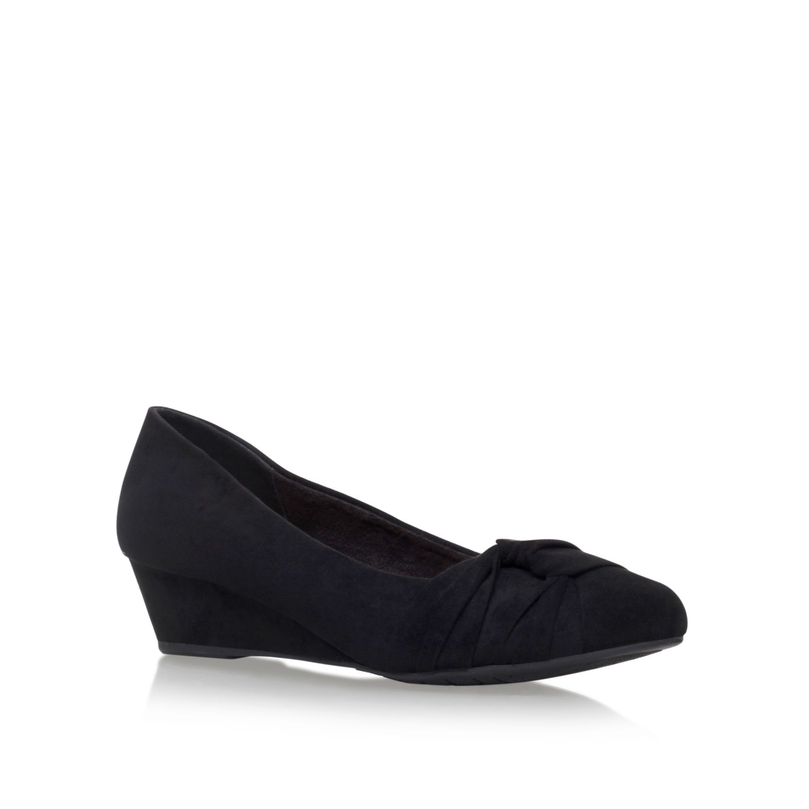 Miss KG Carole Courts, Black