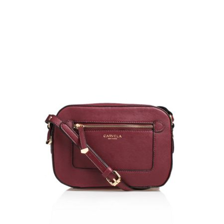 Carvela Mia zip crossbody bag