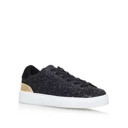Nine West Palyla8 flat lace up sneakers