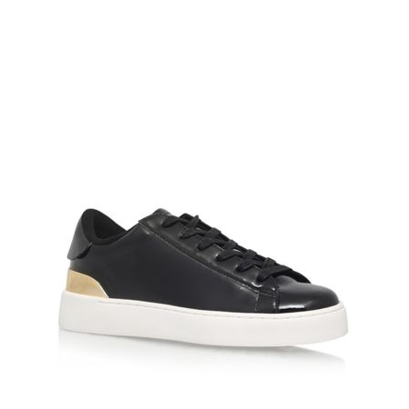 Nine West Palyla3 flat lace up sneakers