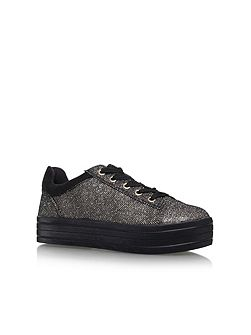 Lucas flat lace up sneakers
