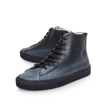 KG Clarence high top lace up sneakers