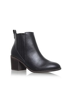 Taurus high heel ankle boots