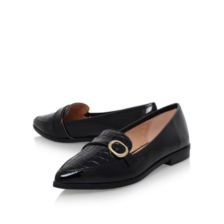 Miss KG Neeve flat slip on loafers