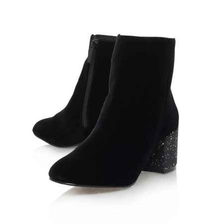 Miss KG Serbia high heel ankle boots