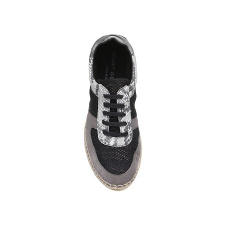 Kurt Geiger Lindon flat lace up sneakers
