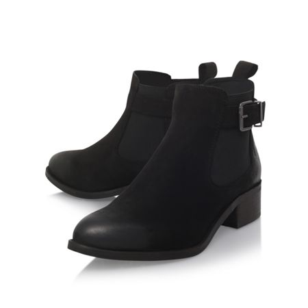 Miss KG Shallow flat ankle boots