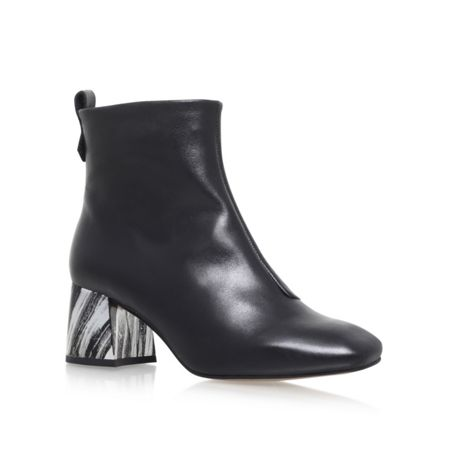 KG Snoopy high heel ankle boots