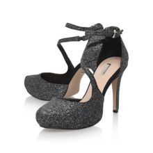 Carvela Antler high heel court shoes