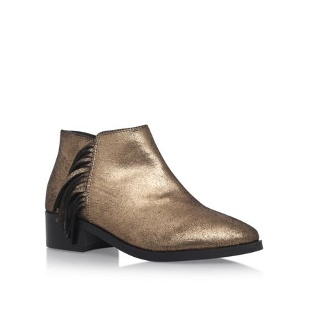 KG Shimmy flat ankle boots