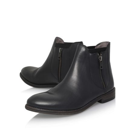 H by Hudson Algoma low heel ankle boots