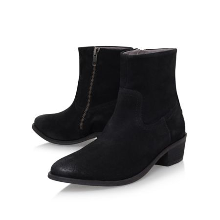 H by Hudson Laya mid heel ankle boots