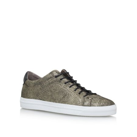 H by Hudson Racquet flat lace up sneakers