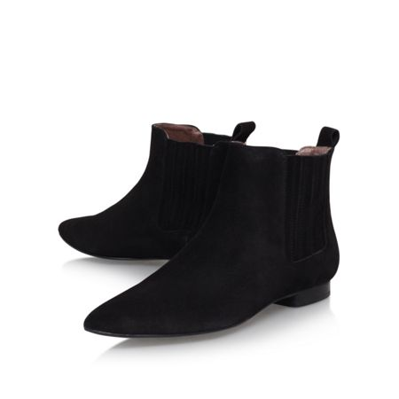 H by Hudson Reine low heel ankle boots