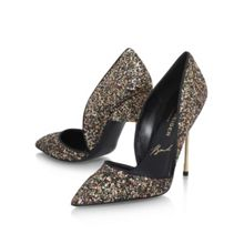 Kurt Geiger Bond high heeled courts