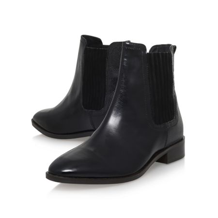KG Staple flat slip on ankle boots