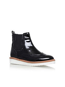 Rocco low heel ankle boots