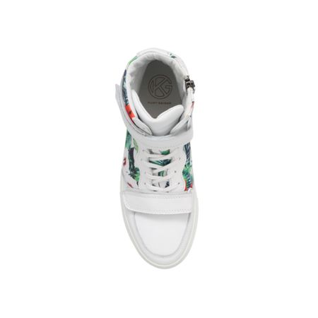 KG Cassey high top lace up sneaker