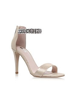 Georgie high heel sandals