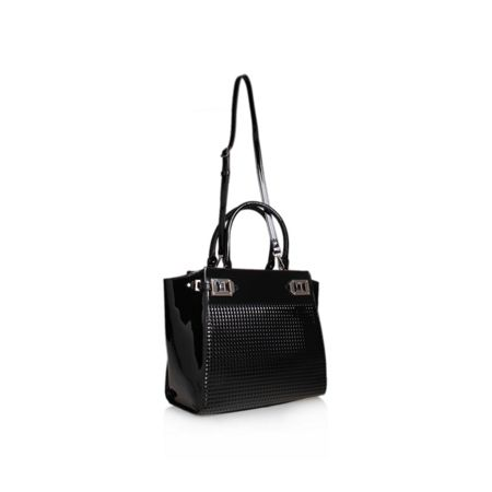 Nine West Gleam team satchel bag