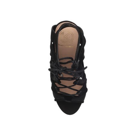 KG Hoxton high heel lace up sandals