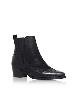 Saint high heel ankle boots