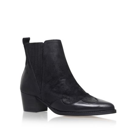 KG Saint high heel ankle boots