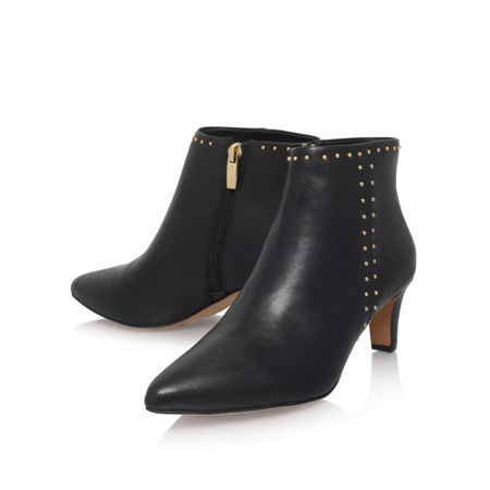 Vince Camuto Avean mid heel ankle boots