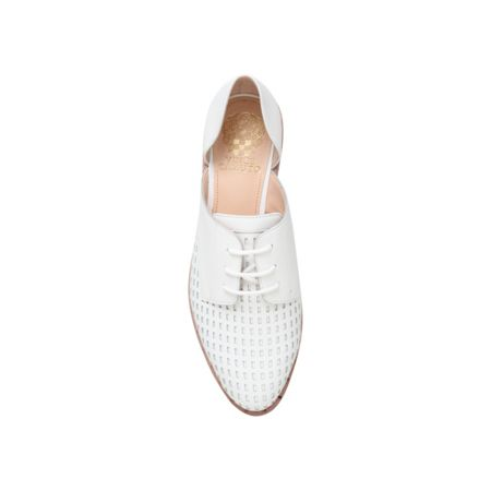 Vince Camuto Rosan flat lace up brogues