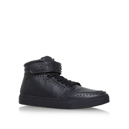 KG Anderson high top lace up sneaker