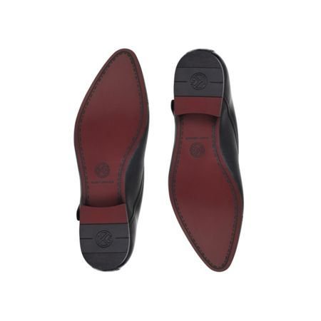 KG Cozier double monk strap shoes