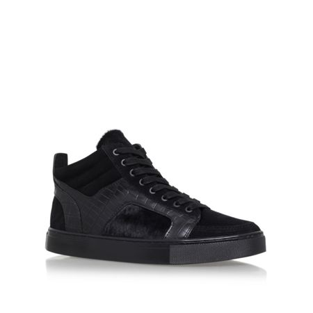 KG Kurtis hi top high top lace up sneakers
