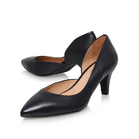 Carvela Comfort Amy high heel court shoes