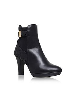 Rae zip up ankle boots